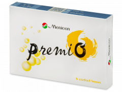 Menicon PremiO (6 lenzen)