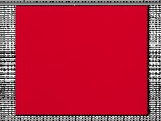 Schoonmaakdoekje voor brillen - rood