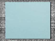 Schoonmaakdoekje voor brillen - lichtblauw