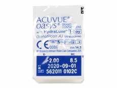 Acuvue Oasys 1-Day (30 lenzen)