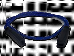 Blauwe EC strap voor brillen