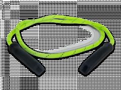 Groene EC strap voor brillen