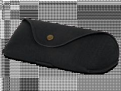Zwarte brillendoos SH224-1