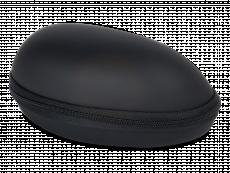 Zwarte brillendoos BL031