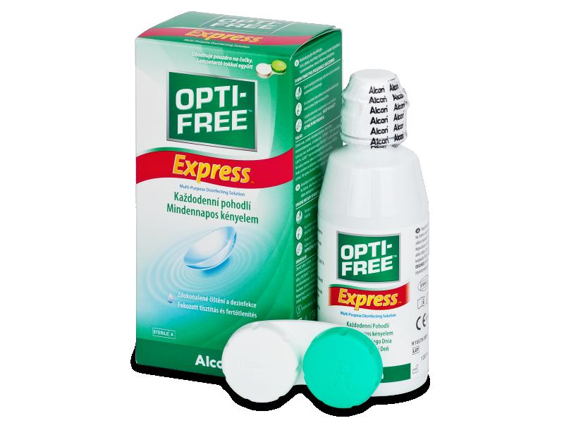 OPTI-FREE Express 120ml