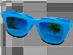 OptiShades lenzenhouder - blauw