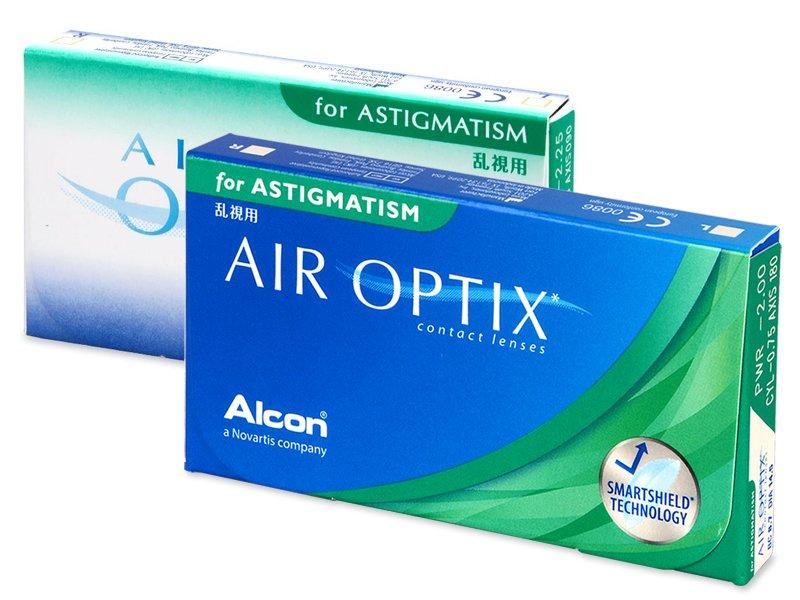 Air Optix for Astigmatism (3lenzen)