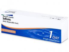 SofLens Daily Disposable Toric Contactlenzen (30lenzen)