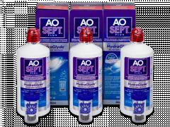 AO SEPT PLUS HydraGlyde Lenzenvloeistof 3x360ml