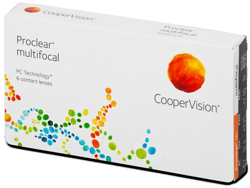 Proclear Multifocal (6lenzen)
